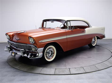 2 1956 Chevrolet Bel Air Hd Wallpapers Backgrounds
