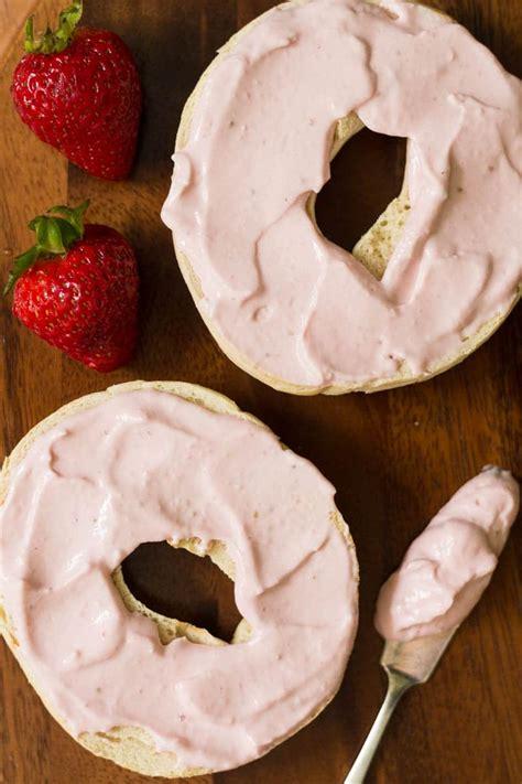 fresh strawberry cream cheese recipe  perfection
