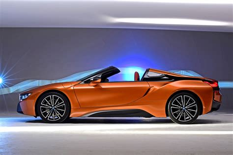 Bmw I8 Roadster Hd Picture by Bmw I8 Roadster And Coupe 2018 Pictures Evo