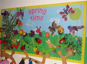 Spring Time Display Teaching Ideas