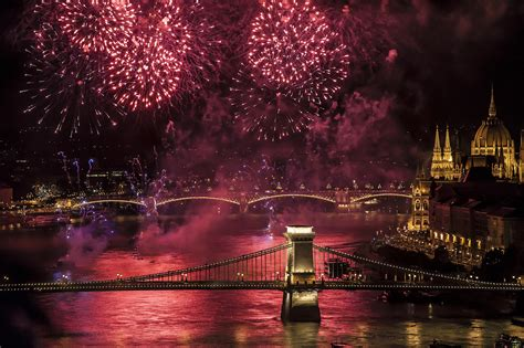 New Year's Eve 2020 in Budapest