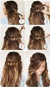Peinados para Niñas Fáciles, Rapidos y Bonitos - Mujeres ...