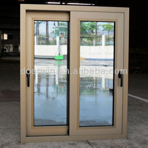 energy efficient aluminium sliding patio doors wih
