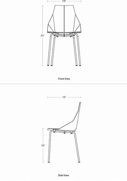 Chair Dimensions Chairs Dining Copper Dims Seating