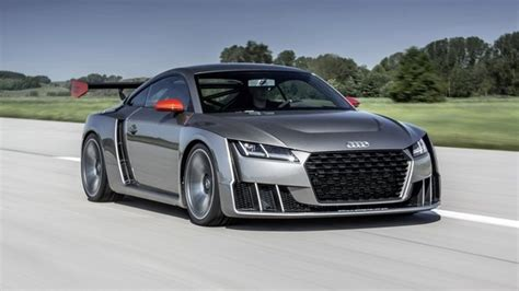 audi tt clubsport turbo technology concept review