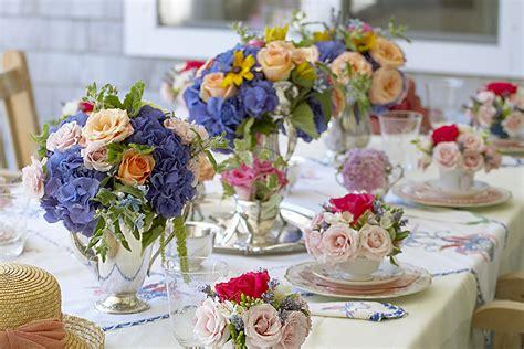 summer tea ideas decorations petal talk