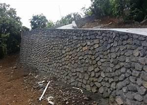 Mur En Moellon : le petit tampon un chemin tr s pentu qui pose probl me ~ Dallasstarsshop.com Idées de Décoration