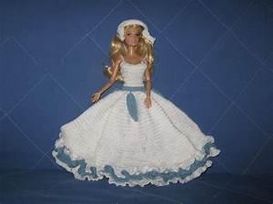 modele tricot crochet gratuit robe barbie With robe de barbie au crochet avec explication en francais