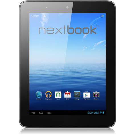 walmart android tablet nextbook 8 quot tablet walmart