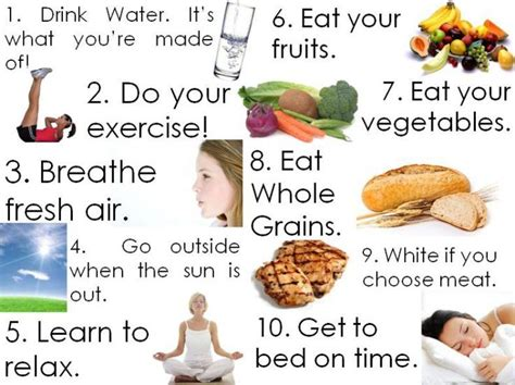 29 Best Images About Daily Health Tips On Pinterest