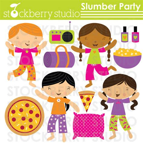 Sleepover Clipart Sleepover Clip Www Imgkid The Image Kid