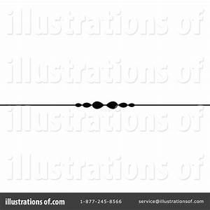 Lines clipart single line border - Pencil and in color ...