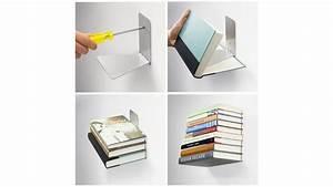 Support Etagere Invisible : achetez votre etag re invisible pour livre pm pas cher sur ~ Premium-room.com Idées de Décoration