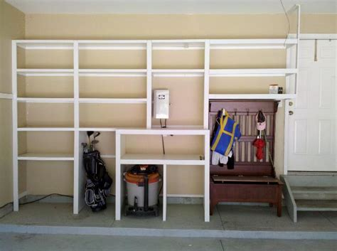 Shelving Your Garage by De Clutter Home Utility Storage Shelving Organize Build