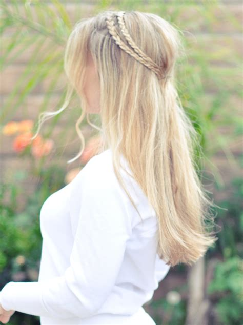 be beautiful hair style hair tutorial rope braids with low bun or 5306