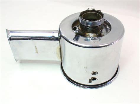 corvair turbo chrome air cleaner