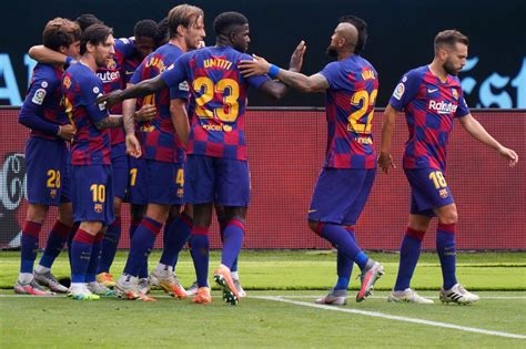 Barcelona vs. Atletico Madrid FREE LIVE STREAM (6/30/20 ...