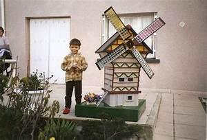 quelques maquettes de moulins a vent moulins With moulin a vent decoration jardin 0 fabrication dun moulin 224 vent en bois decoration jardin