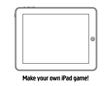ipad colouring pages clip art library