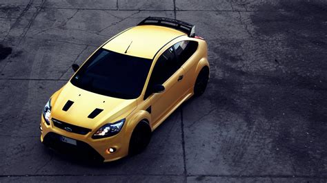 ford focus rs wallpaper hd  mariacenourapt