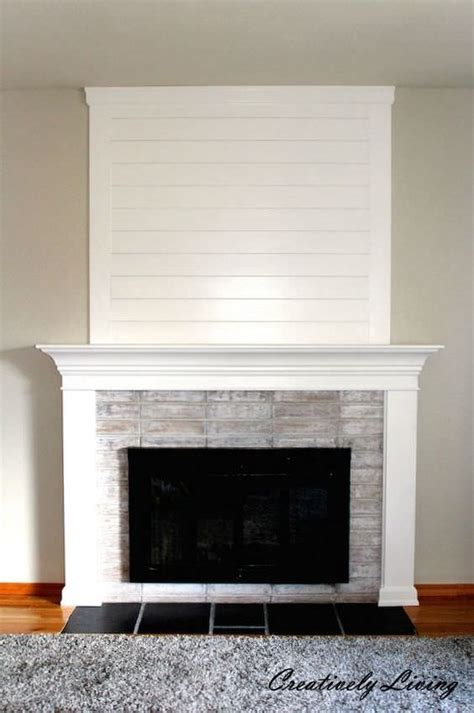 awesome fireplace makeover projects decorating