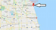 Where is Northwestern University Located? What City is ...