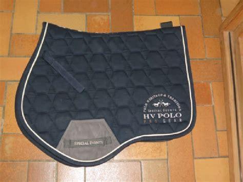 tapis de selle hv polo forme cso etat neuf selle cheval occasion