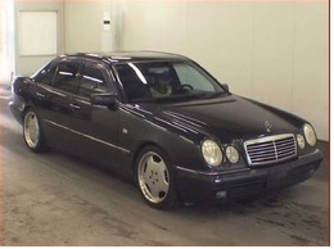 Great savings & free delivery / collection on many items. Mercedes-Benz E class E320, 1996, used for sale