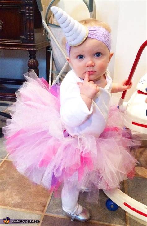 Unicorn Baby Girl Costume