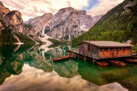 braies lake dolomites italy sumfinity photography