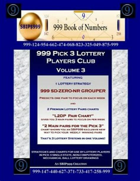 lottery pick grouper zero nr players sd volume featuring club charts strategy numbers strat