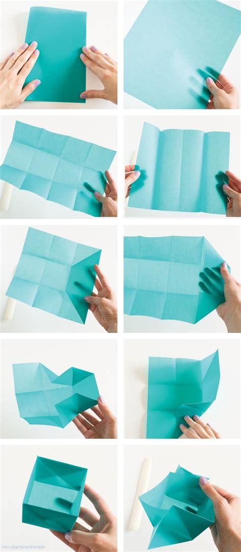 geschenkbox selber basteln anleitung 1001 ideen wie sie eine kreative geschenkbox basteln