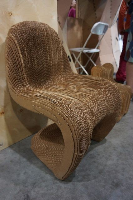 pin  earthsite  maker faire  cardboard furniture