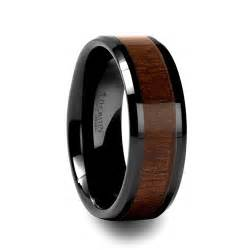 wood wedding rings your guide to crafted wooden wedding rings tungsten wedding bands