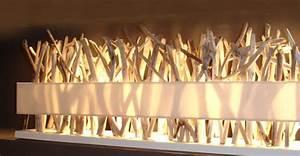 Lustre En Bois Flotté : lustre bois design ~ Dailycaller-alerts.com Idées de Décoration