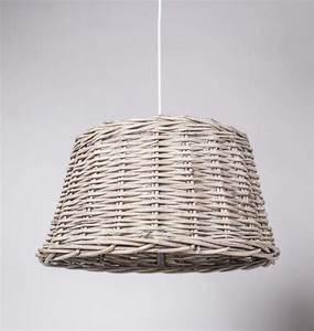 Lampenschirm 40 Cm : h ngeleuchte rattan pendelleuchte lampenschirm rattan 40 cm ~ Pilothousefishingboats.com Haus und Dekorationen