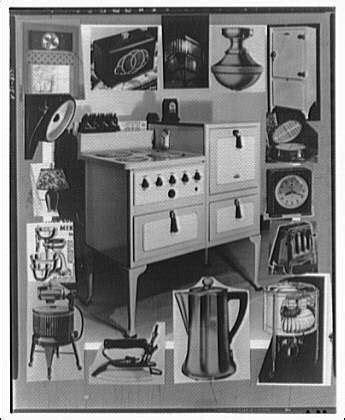 """1920s Kitchen  Modern"""" 1920's American Kitchen  Crescent"""