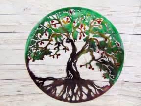 Tree Of Life Metal Wall Art ⋆ Michigan Metal Artwork