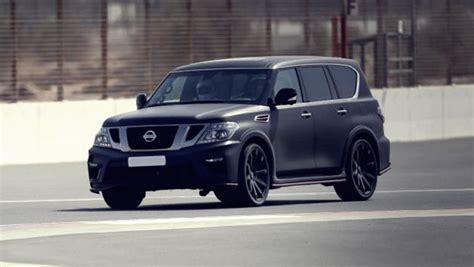 nissan patrol  diesel price redesign nissan  cars