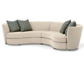 custom sofa custom curved shape sofa avelle 231 custom sofas