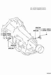 Toyota Tacoma Vehicle Speed Sensor