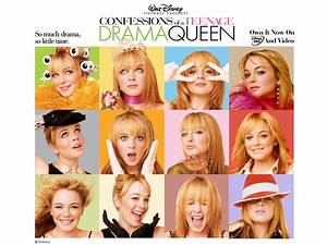 Teenage Drama Queen - Lindsay Lohan Wallpaper (152994 ...
