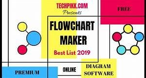 Flowchart Maker  Free  U0026 Best Online Diagram Software List