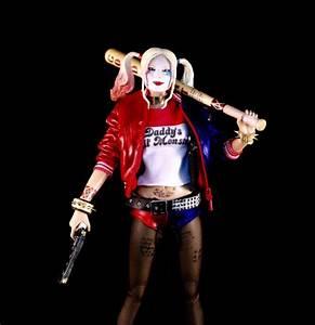 Custom 16 Scale Harley Quinn Suicide Squad Figure Hot