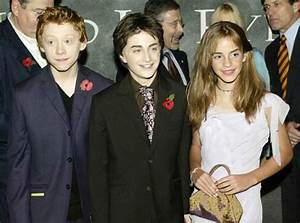 Fresh Pics: Harry Potter Cast Through The Years