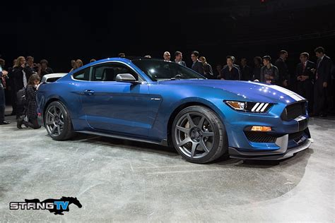 shelby gt production numbers leaked  facebook