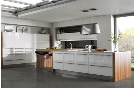Odyssey White Gloss   Kyme Kitchens