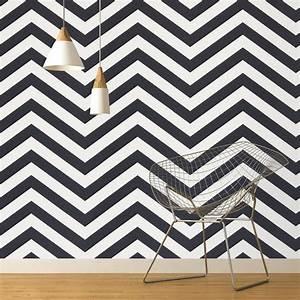 Papier Peint Motif Geometrique : papier peint chevron expans sur intiss motif g om trique ~ Dailycaller-alerts.com Idées de Décoration