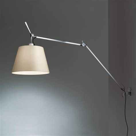 artemide tolomeo mega wall light 0564010a 0563050a