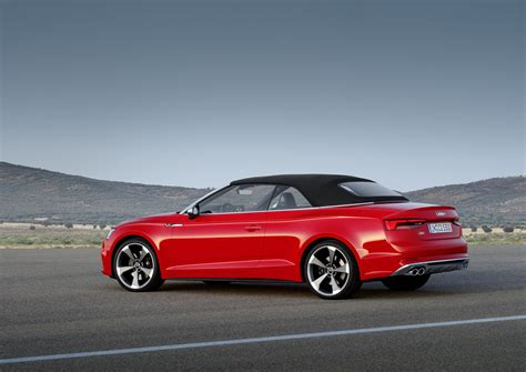 2017 Audi S5 Cabriolet Picture 694405 Car Review Top